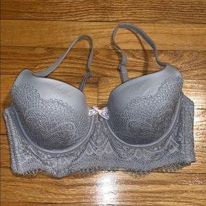 Victoria's Secret Body Bra Lined Demi